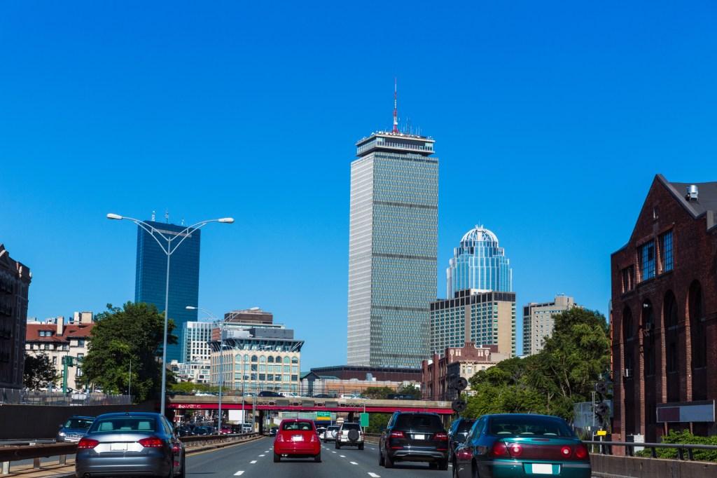 Boston traffic. (LUNAMARINA/iStock)