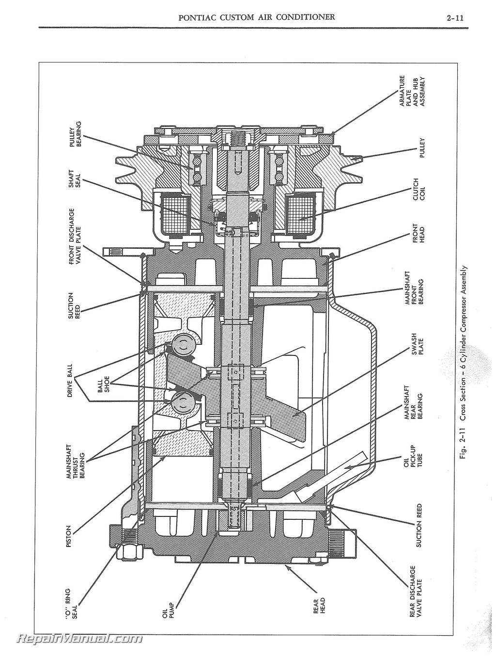 Download Car Manuals Pontiac Tempest Engine Control