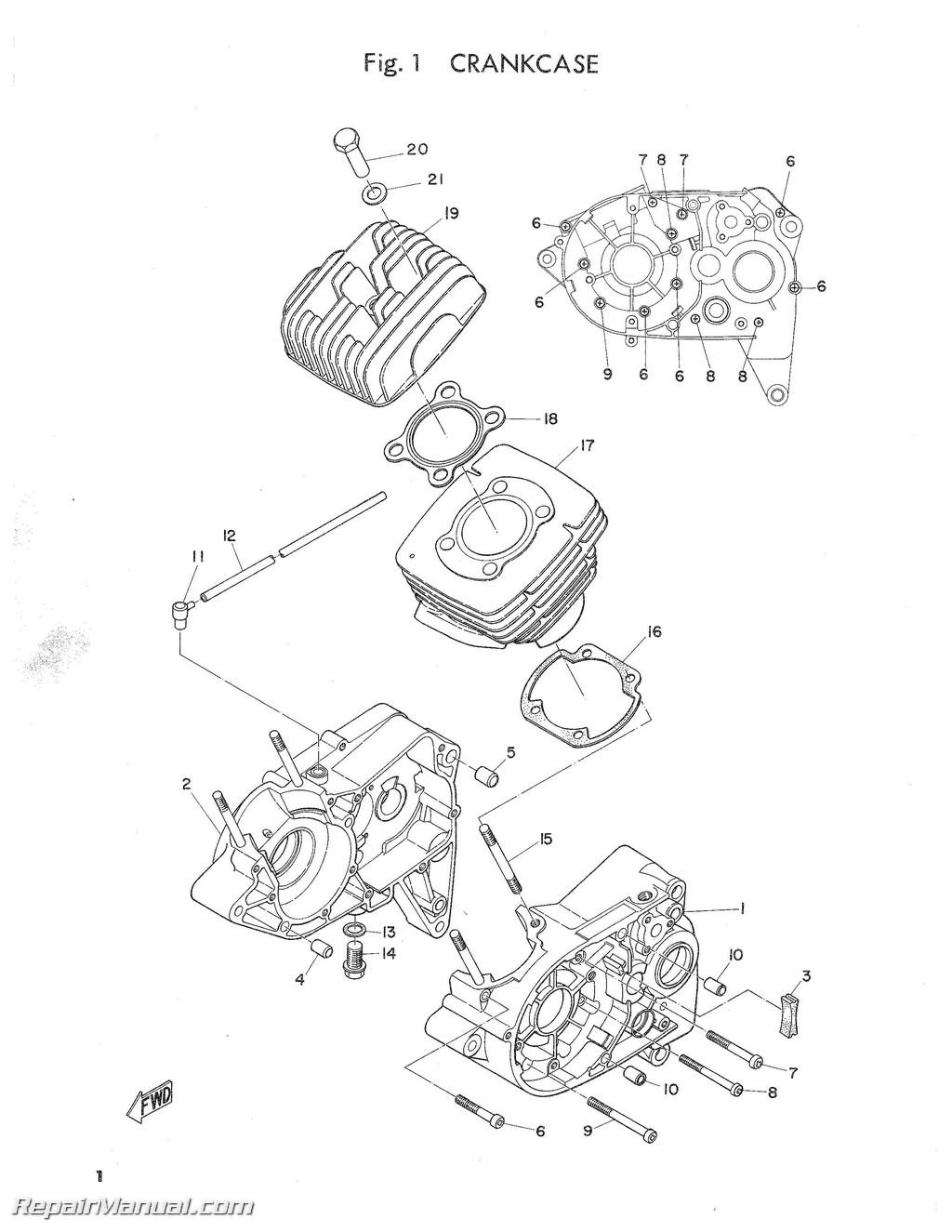Vqxz Yamaha G16 Engine Wiring Diagram Diagram