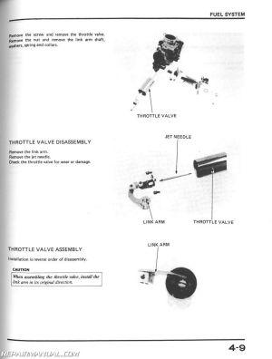 19831987 Honda XL600R Dual Sport Motorcycle Service Manual