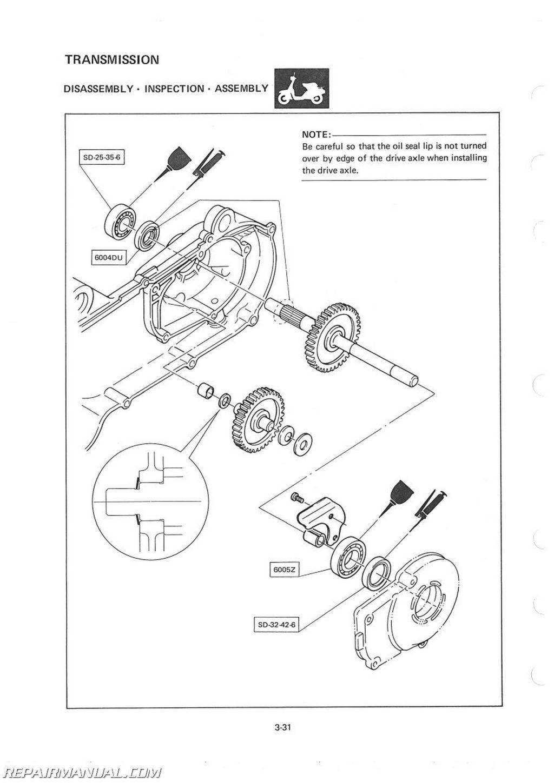 moped schematics