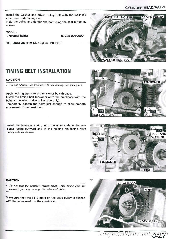 Honda Gl C Ct Cf Motorcycle Service Manual