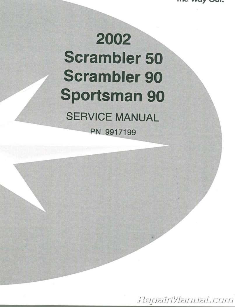 2002 Polaris Scrambler 50 Repair Manual 2003 Wiring Diagram 90 Sportsman Service