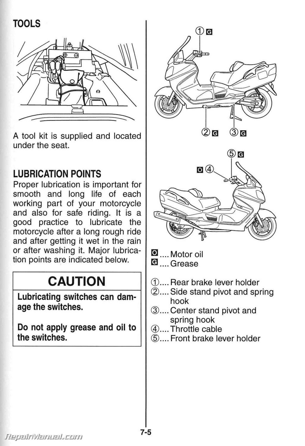G10 Suzuki Engine Manual