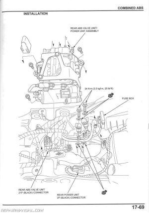 20082016 Honda CBR1000RR Motorcycle Service Manual