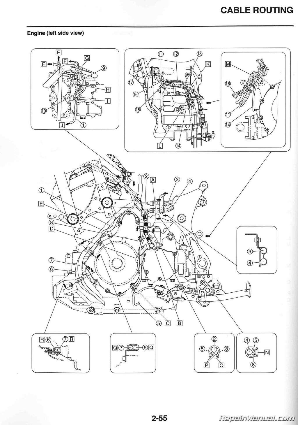 B 25 Engine Specs