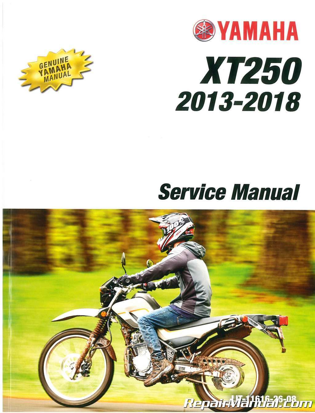 Yamaha TTR125 TT-R125 2012 FULL SERVICE REPAIR SHOP MANUAL ON CD