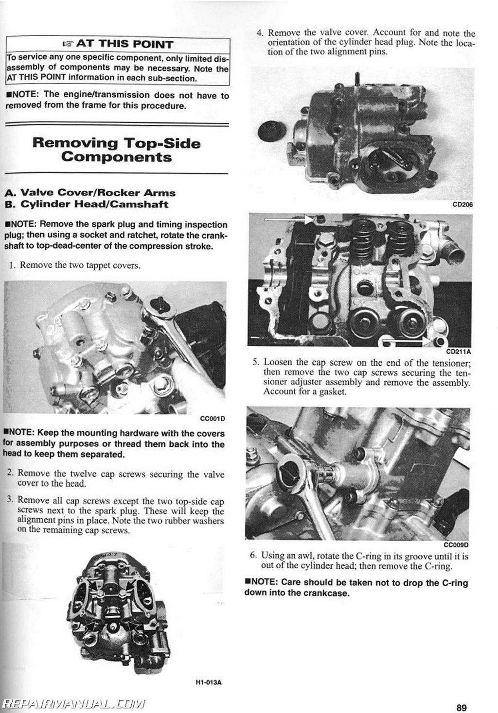 Arctic Cat Snowmobile Parts Catalog