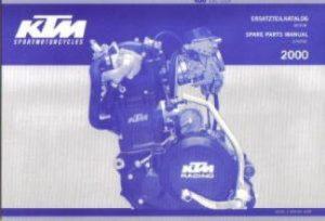 19861987 KTM 350 MXC 350 GS 500 MX 500 MXC Owners Repair