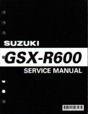 19821984 Suzuki DR125 SP125 Motorcycle Service Manual