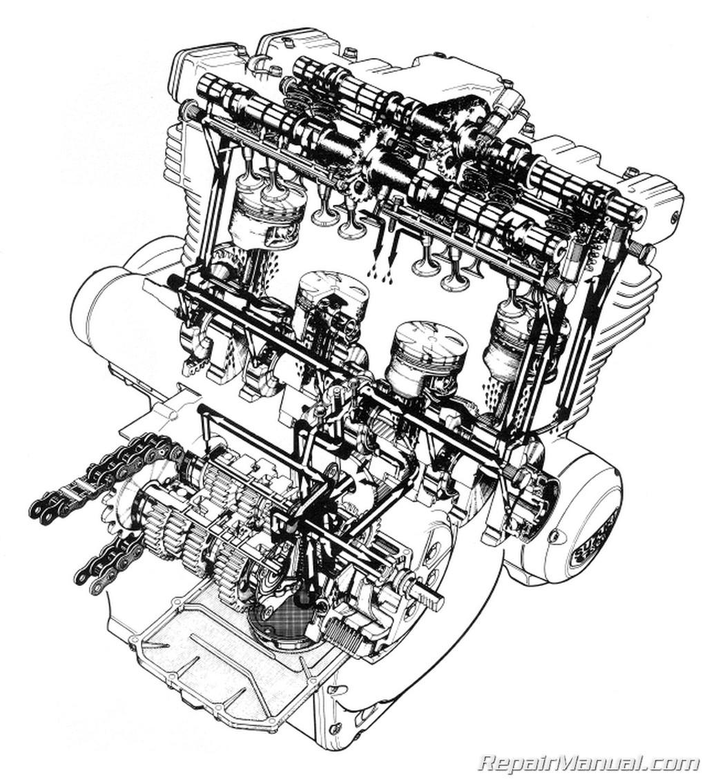 Gsxr 750 Parts Diagram