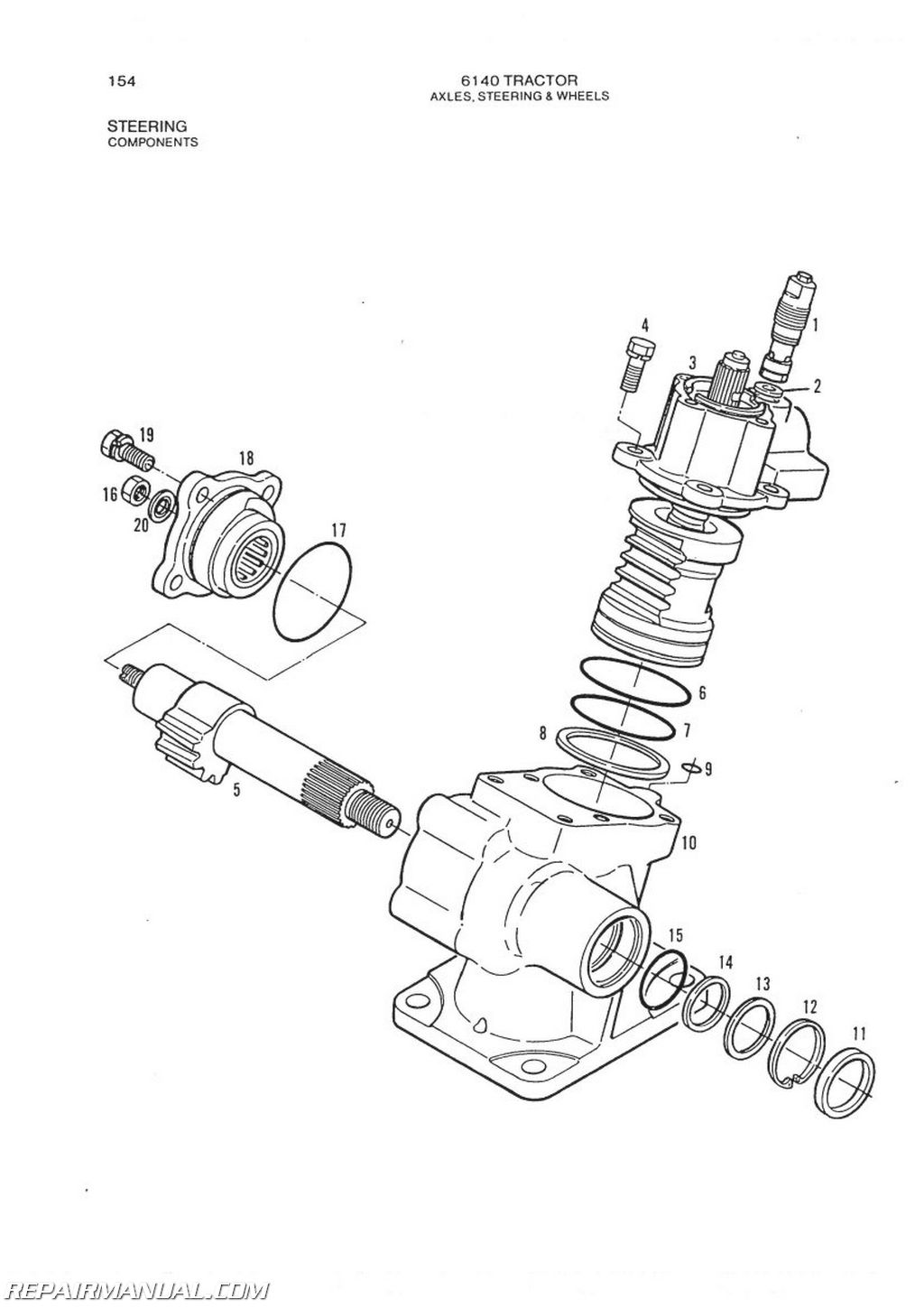 Allis Chalmers Model 2 4 Wd Parts Manual