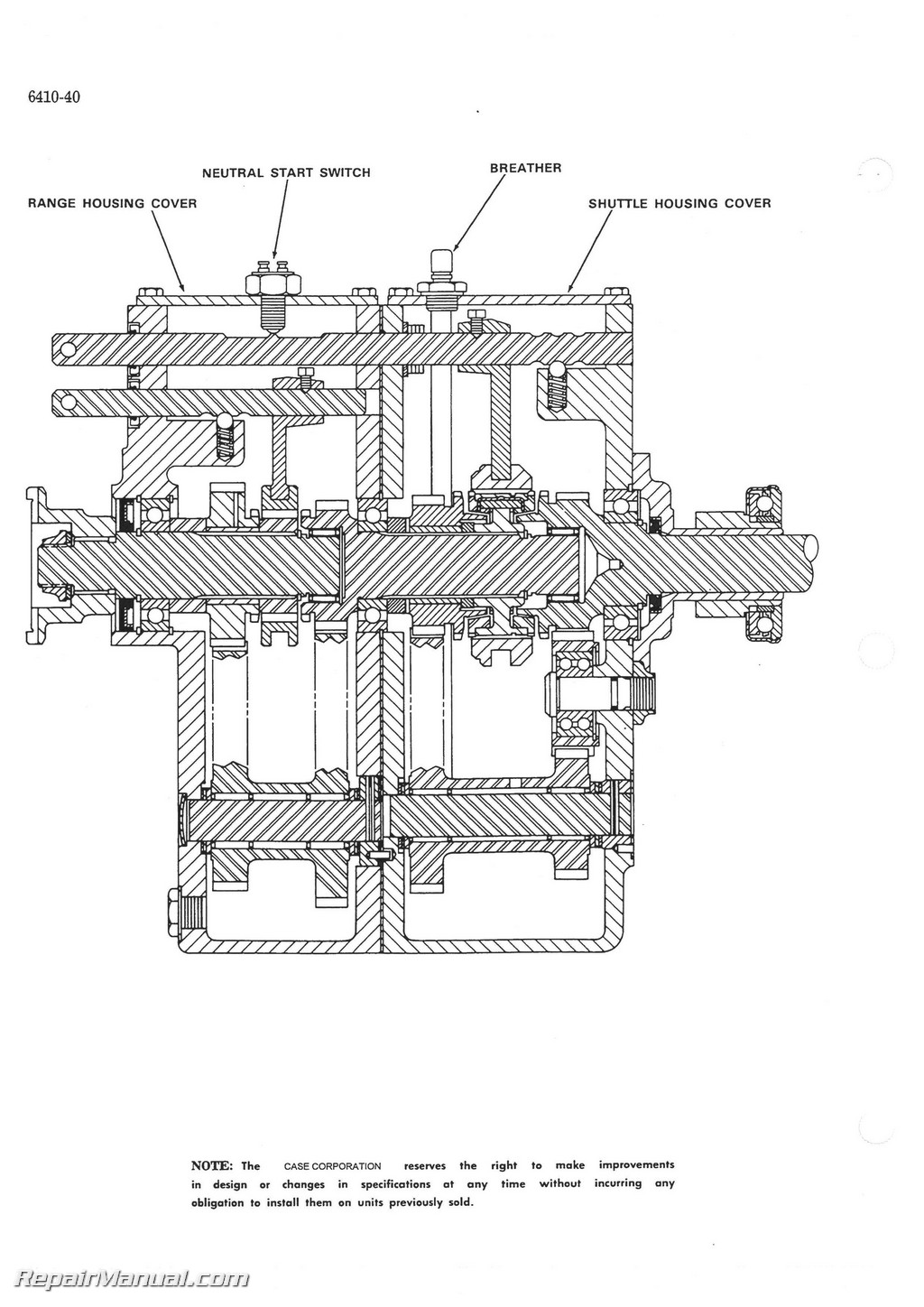 Case 580k Starter Wiring Diagram