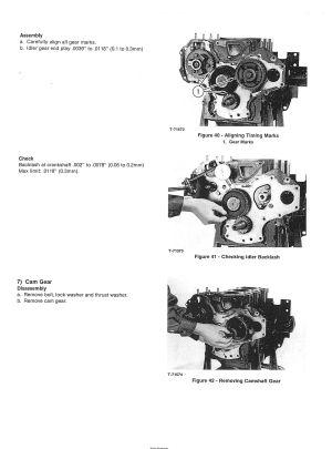 DeutzAllis 5220 5230 Diesel 2 and 4WD Synchro Lawn