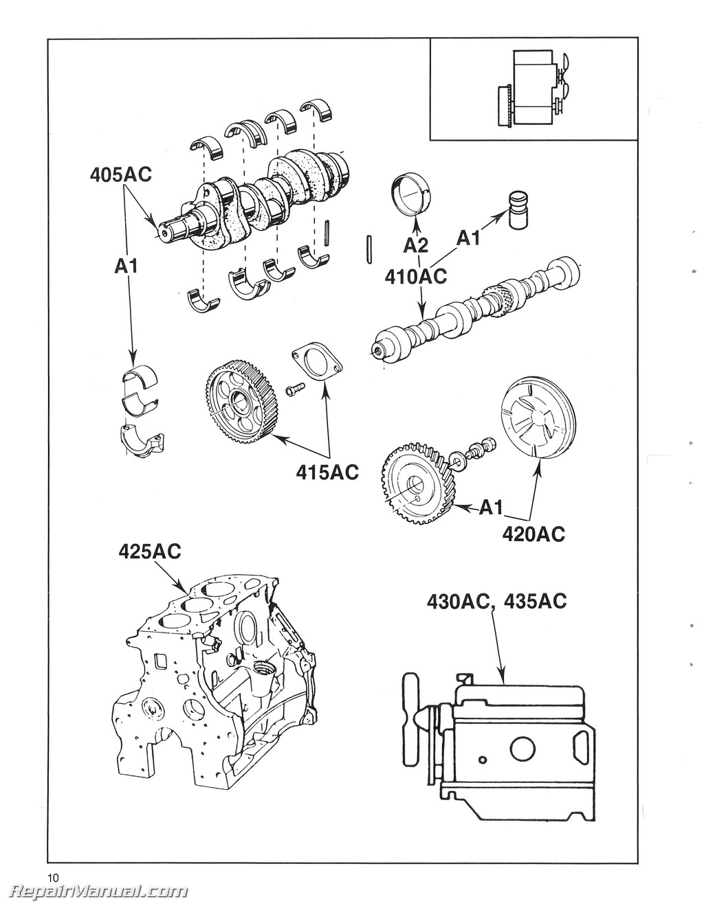 Ford Labor Repair Guide