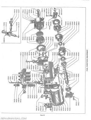 Fordson Power Major Parts Manual  8004264214
