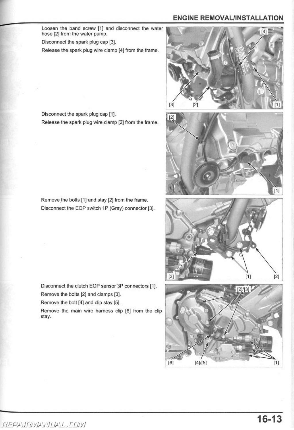 Honda Nc700x Xd Service Manual