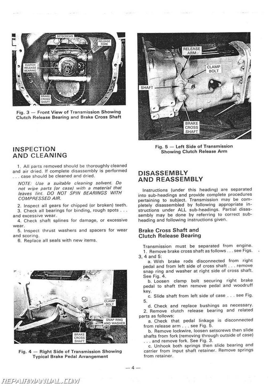 Massey Ferguson Mf40bsel Industrial Tractor Loader