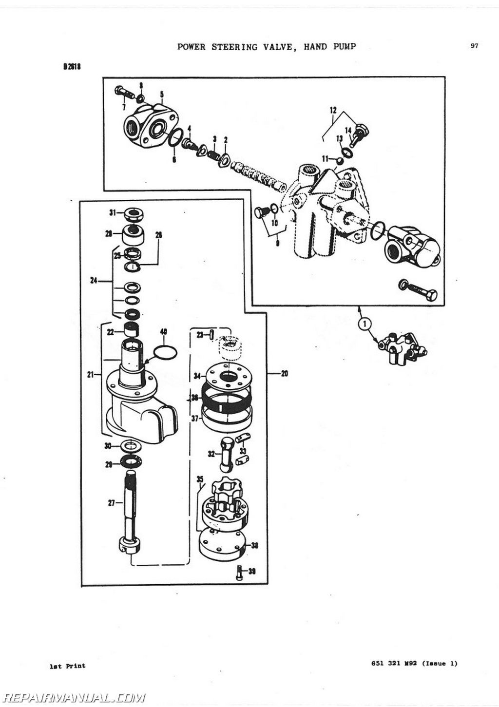 Perkins Injection Pump Diagram