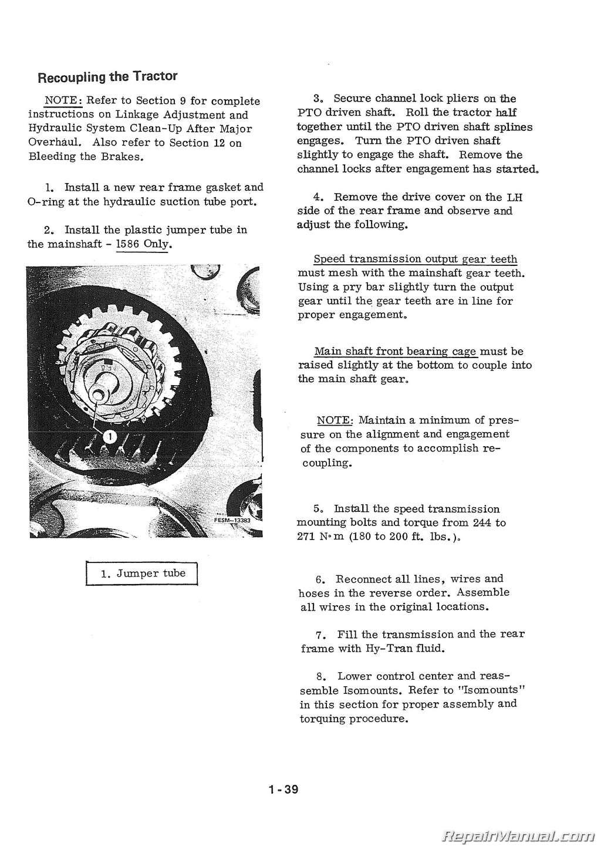 1086 International Hydraulic Diagram Ih Cab Wiring 484 Tractor Schematic Diagrams Rh Ogmconsulting Co