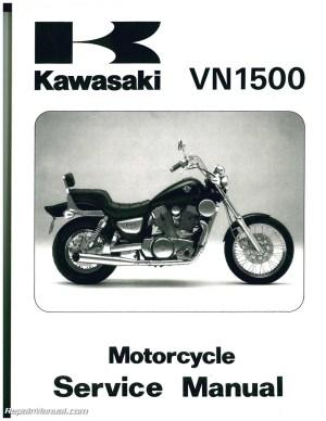 2002 Kawasaki Vulcan 1500 Service Manual  taplloadd