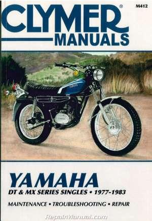 [WRG4838] 1980 Yamaha Dt 100 Wiring