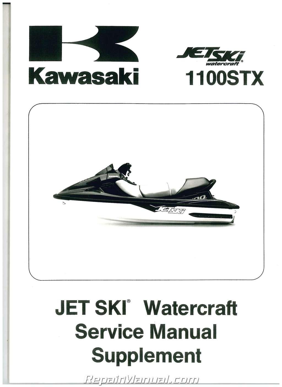 1999 Kawasaki Zxi 1100 Manual