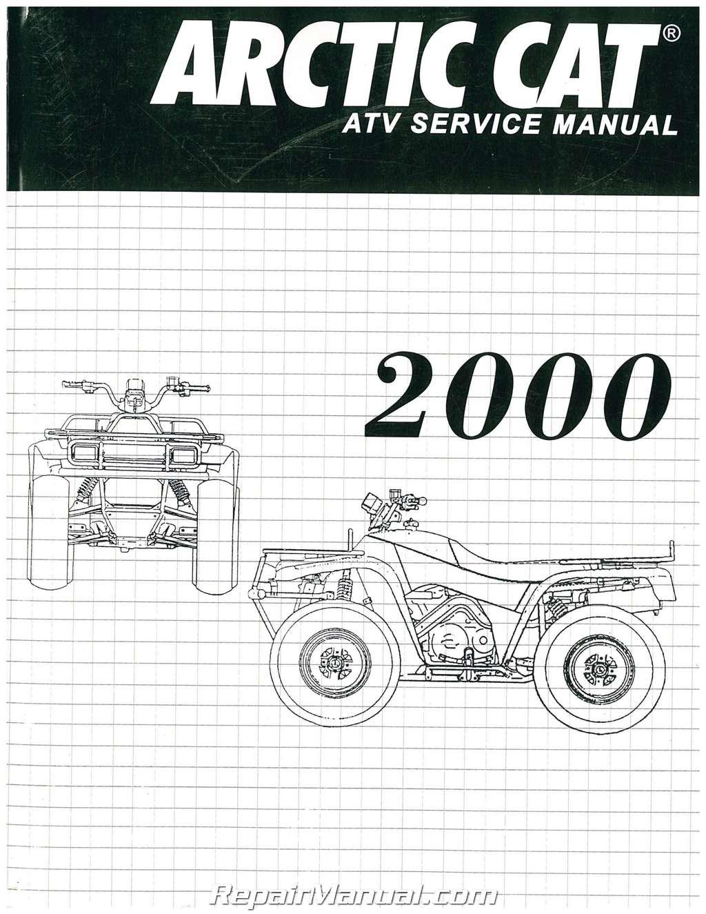 Arctic Cat 4x4 400 Automatic