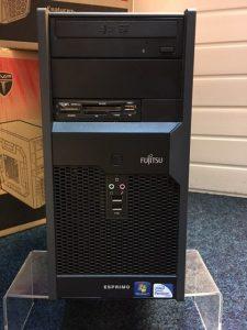 Fujitsu desktop