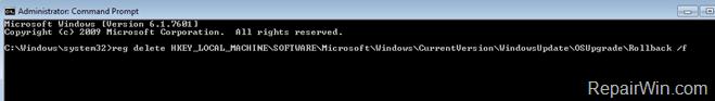FIX Windows 7 8004004-40019