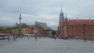 Βαρσοβία, Παλιά Πόλη