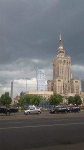 Βαρσοβία, πρωτεύουσα της Πολωνίας, ουρανοξύστες