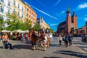 Κρακοβία, Πολωνία Παλιά Πόλη