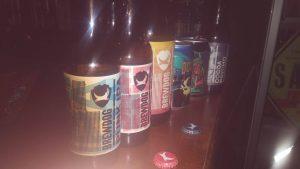 Beer tasting, Brewdog beers