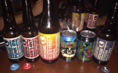 Brewdog Beer Tasting, την Τετάρτη 23/08 στην U fleku!- Εντυπώσεις & Ευχαριστίες…