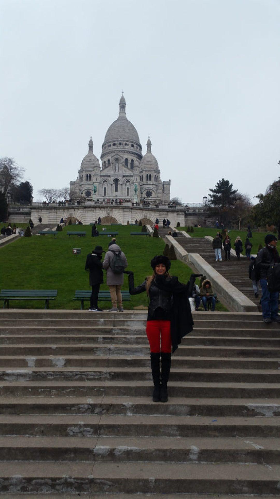 Η Εκκλησία της Ιερής Καρδιάς, Παρίσι