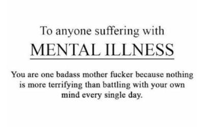 Παγκόσμια Ημέρα Ψυχικής Υγείας. Αναζητώντας το Ευ Ζην!