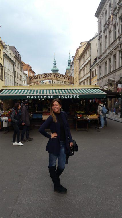 Havelske trziste, Αγορά Πράγας, Τσεχία, Βοημία