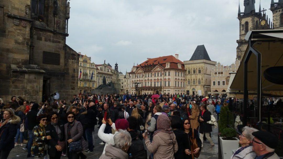 Παλιά Πόλη Πράγας, Τσεχία Old Town Square