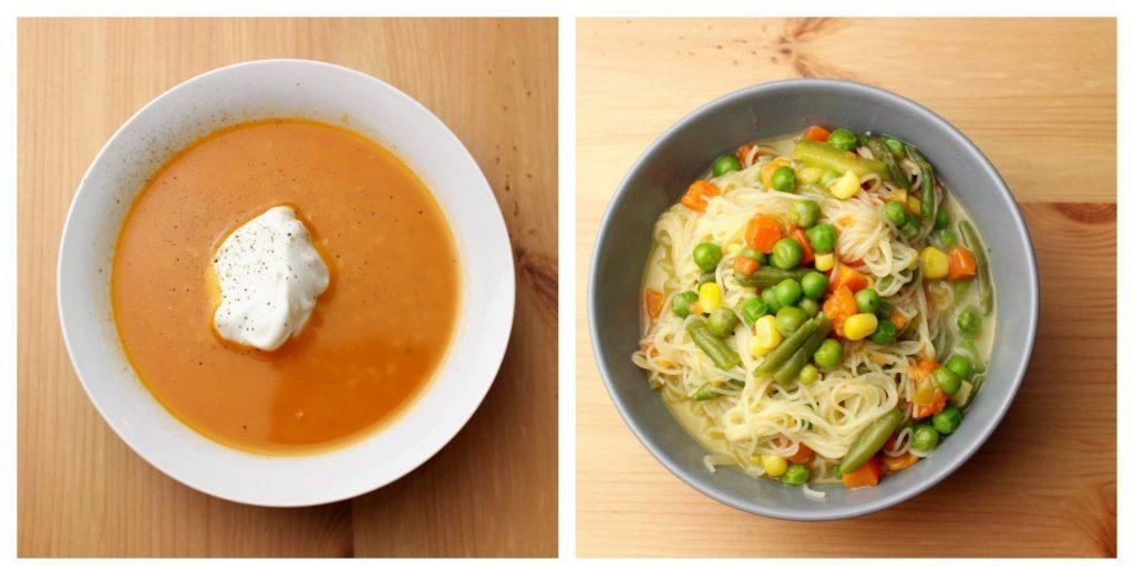 Δύο Πανεύκολες Συνταγές για Σούπες!