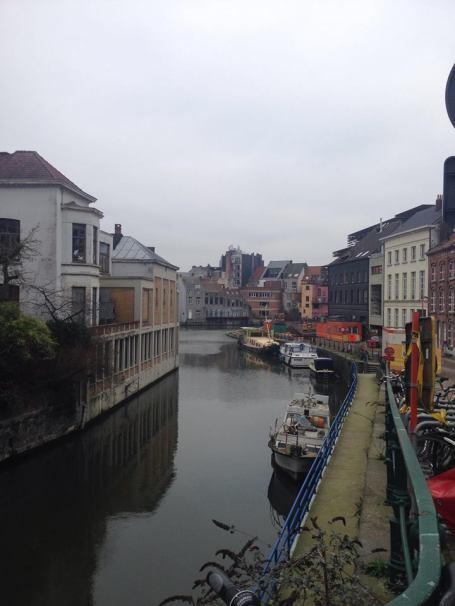Μπρυζ, Βέλγιο, κανάλια