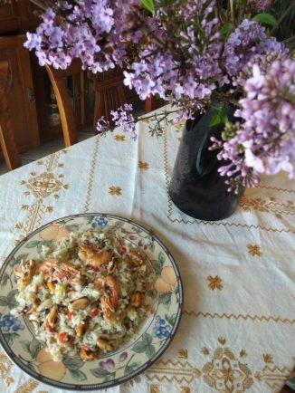 Ριζότο θαλασσινών, νηστεία, νόστιμο, εύκολο, συνταγές