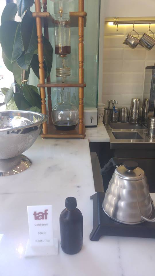 Cho Ban, Sustainability coffee, Θεσσαλονίκη, Βιώσιμος καφές