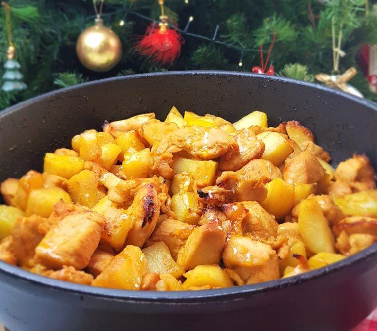Κοτόπουλο με πατάτες στο φούρνο… αλλιώς!