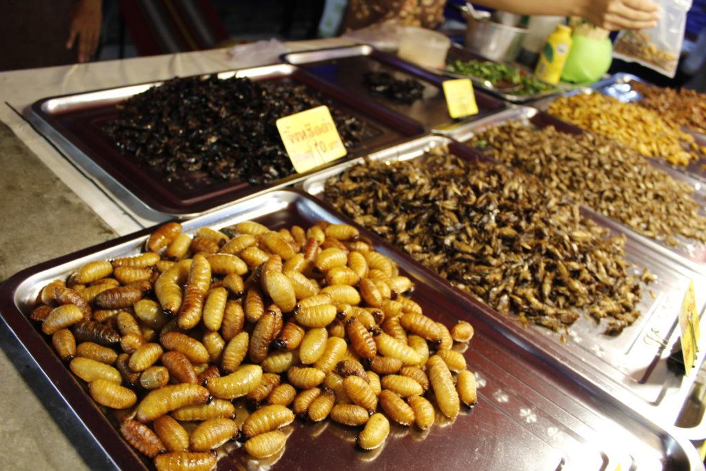 ταιλανδέζικο street food