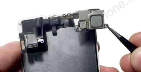 Retrait de l'ecouteur iPhone 5S SE 5