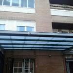 cubierta policarbonato en Madrid 1