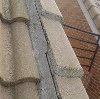 Saneamiento tejado