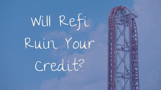Does refinancing student loans hurt credit