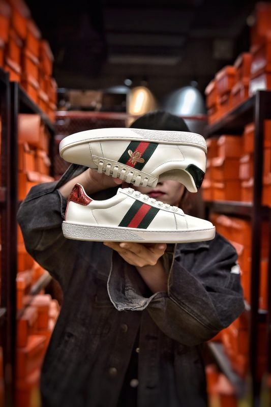 gucci ace bee replica shoes